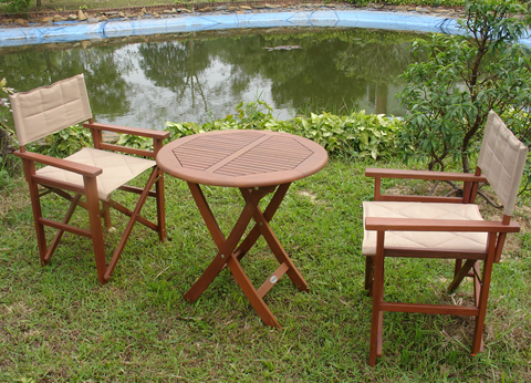 THE OUTDOOR FURNITURE
